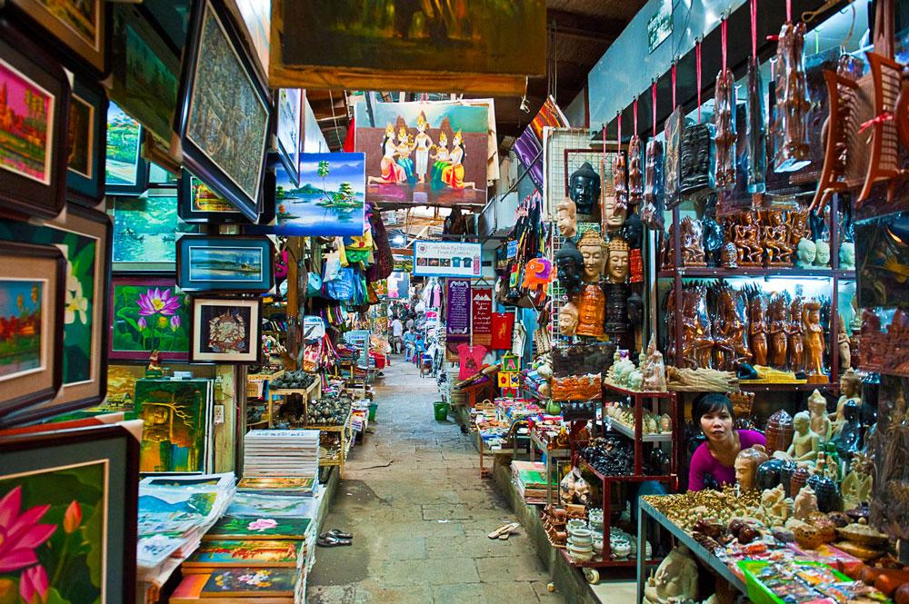 Điều gì khiến du khách cảm thấy thú vị nhất tại những khu chợ châu Á - hình ảnh 1