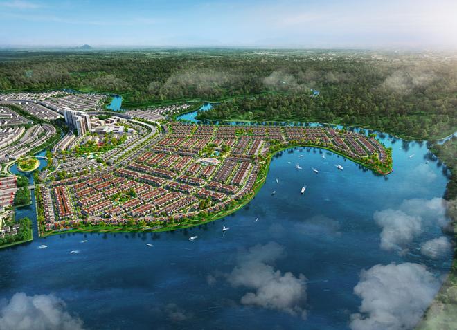 Đô thị đảo Phượng Hoàng – nơi hội tụ của cộng đồng tinh hoa - 1