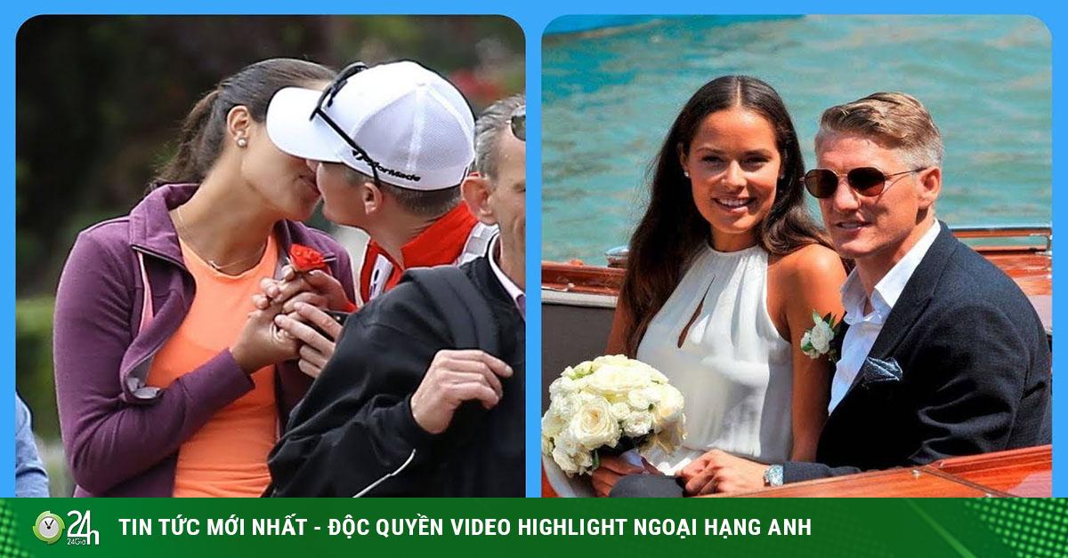 Mỹ nhân thể thao đại chiến: Cựu sao MU mê mẩn vợ đẹp, Miss Bikinikhoe sắc