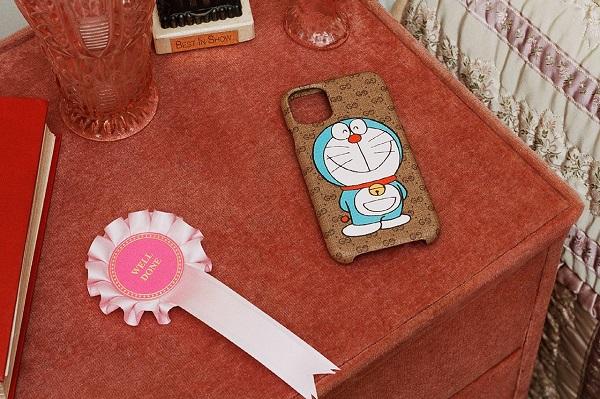 Đến lượt mèo máy Doraemon bước vào thế giới thời trang cùng Gucci - hình ảnh 4