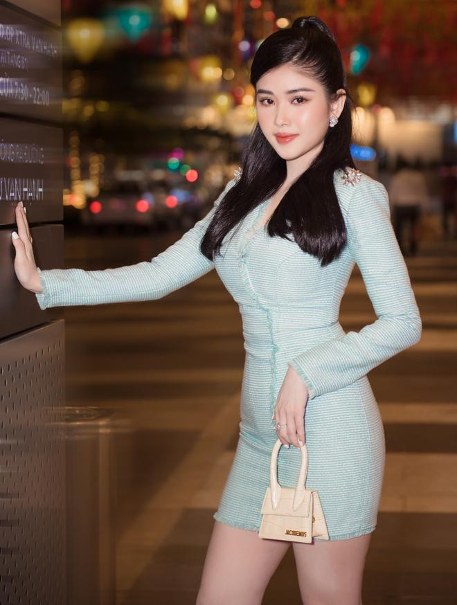 """Hoa hậu đất Mũi tỏa sáng trên thảm đỏ, """"không mặc hở vẫn thừa sexy"""" - hình ảnh 10"""