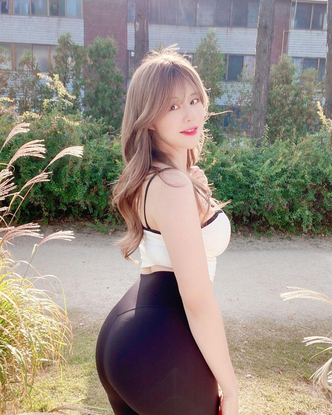 Nàng béo siêu xinh xứ Hàn từng có vòng 2 gần 1 mét làm cách nào để mũm mĩm vẫn đẹp? - hình ảnh 1