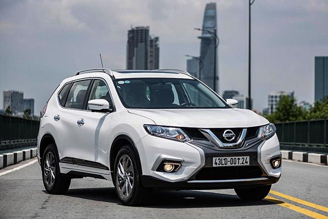 Nissan X-Trail tiếp tục giảm giá hút khách dịp cuối năm - 1