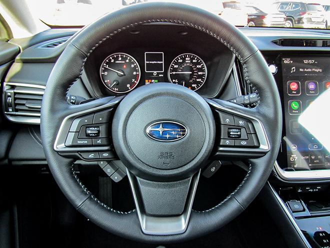 Subaru Outback thế hệ mới lộ thông tin ra mắt tại Việt Nam - 7