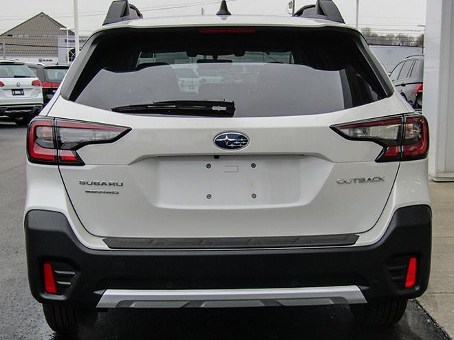 Subaru Outback thế hệ mới lộ thông tin ra mắt tại Việt Nam - 4