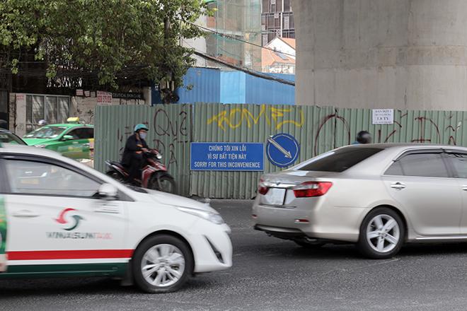 """Ảnh: Cầu biểu tượng mới ở TP.HCM bắc qua sông Sài Gòn """"đứng hình"""" sau 5 năm khởi công - hình ảnh 7"""