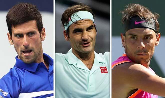 """Federer, Nadal, Djokovic đang bị những """"măng non"""" nào âm mưu lật đổ? - 1"""
