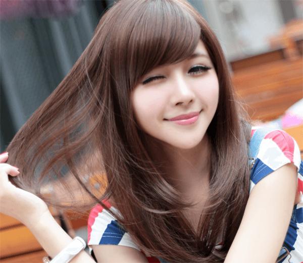 15 Kiểu tóc dài đẹp cho nữ thịnh hành nhất dẫn đầu xu hướng hiện nay - hình ảnh 20