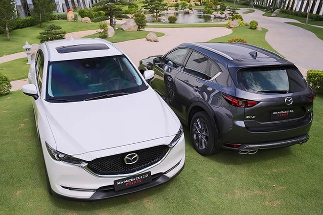 Giá xe Mazda CX-5 lăn bánh tháng 1/2021 - 3