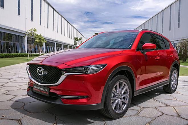 Giá xe Mazda CX-5 lăn bánh tháng 1/2021 - 7