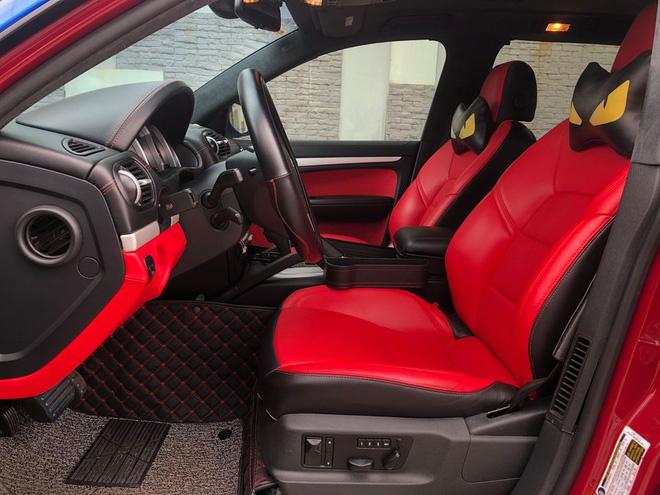 Mua Porsche Cayenne GTS giá 10 tỷ, đại gia xót xa bán lại chưa tới 1 tỷ - 4