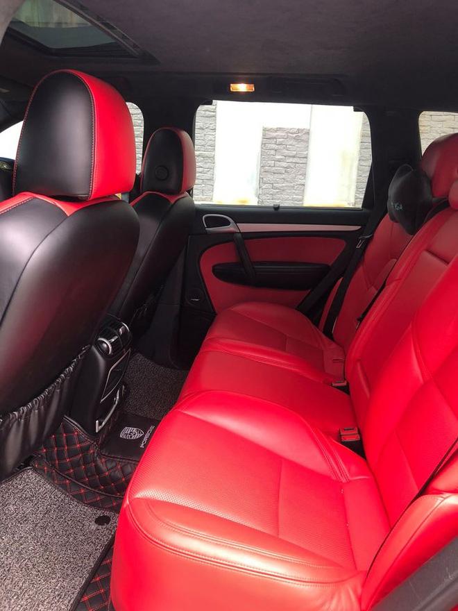 Mua Porsche Cayenne GTS giá 10 tỷ, đại gia xót xa bán lại chưa tới 1 tỷ - 6