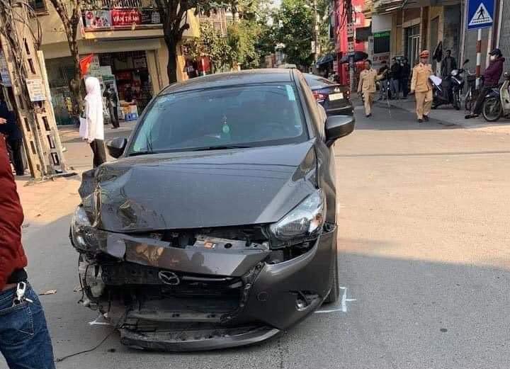 Thái Bình: Trưởng phòng kinh tế – hạ tầng huyện Vũ Thư gây tai nạn chết người - hình ảnh 1