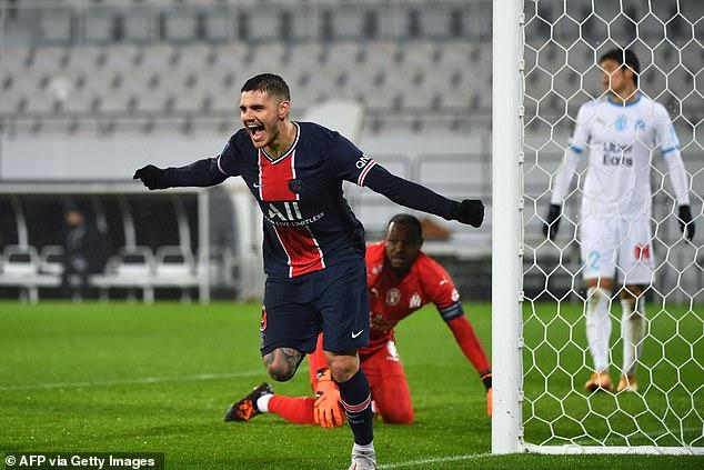 Video PSG - Marseille: Điểm sáng Icardi, Pochettino giật danh hiệu đầu tay - 1