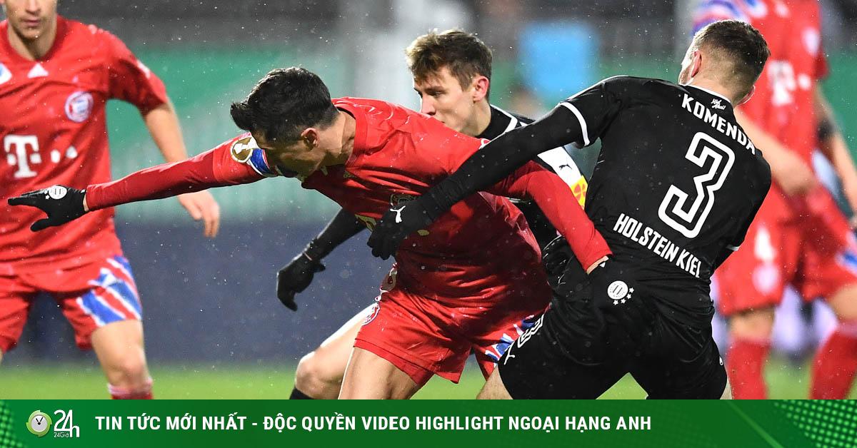 Video Holstein Kiel - Bayern Munich: Địa chấn kinh...