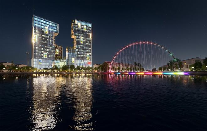 Ecopark triển khai phố đi bộ shopping và giải trí dài 2km tại Hải Dương - 2