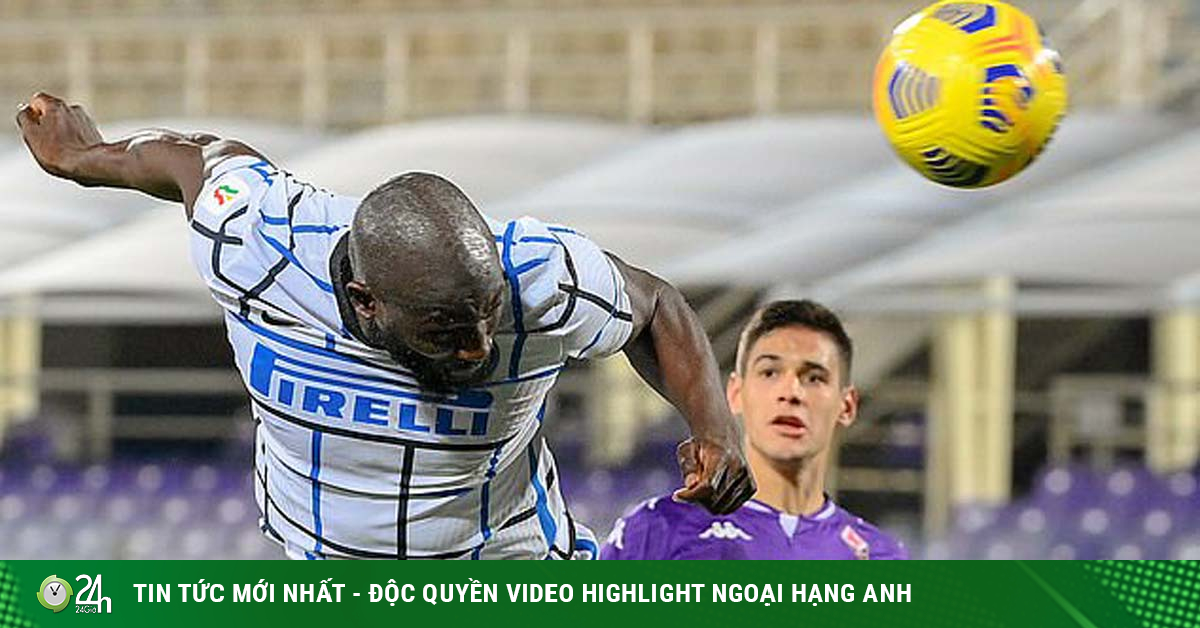 Video Fiorentina - Inter Milan: Vỡ òa phút cuối, Lukaku...