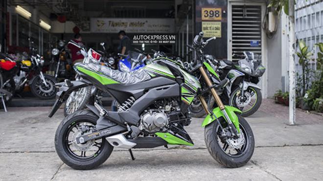 TOP 5 lựa chọn xe mô tô cũ giá dưới 50 triệu đồng cho người mới bắt đầu - 1