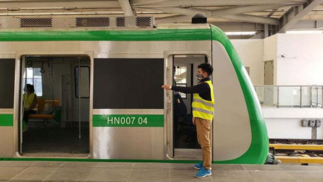 ''Chốt'' tiến độ hoàn thành đường sắt đô thị - 1