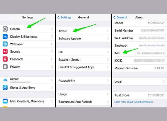 Cách kiểm tra iPhone cũ chính xác nhất để mua được máy dùng tốt, không lỗi - 3