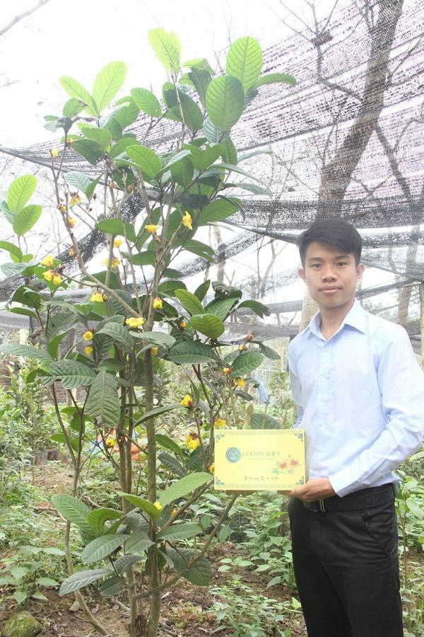 Nguyễn Đức Độ - chàng trai trẻ thổi hồn cho Trà hoa vàng Tam Đảo - 3