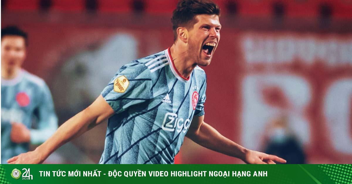 Thợ săn Huntelaar vào sân phút 89 ghi 2 bàn, vẫn lập...