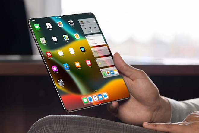 Apple bắt đầu phát triển chiếc iPhone được nhiều người chờ đợi nhất - 3