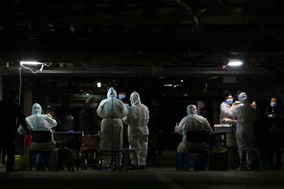 """Bộ Ngoại giao Mỹ tiết lộ """"tin tình báo mới"""" về nguồn gốc Covid-19 ở TQ - 2"""