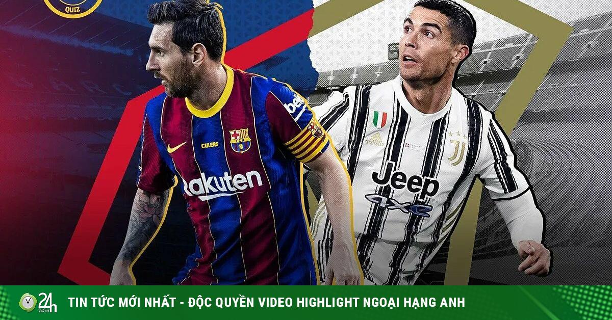Rộ tin Ronaldo ở lại Juventus tới 38 tuổi rồi theo chân Messi sang Mỹ?