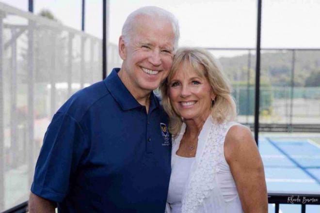 Ông Biden và các thành viên đệ nhất gia đình Mỹ tương lai - 1