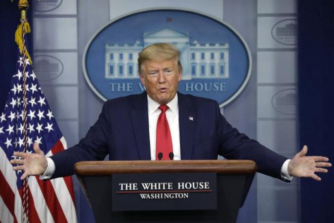 Nhà Trắng công bố danh sách 603 thành tựu của ông Trump - 1