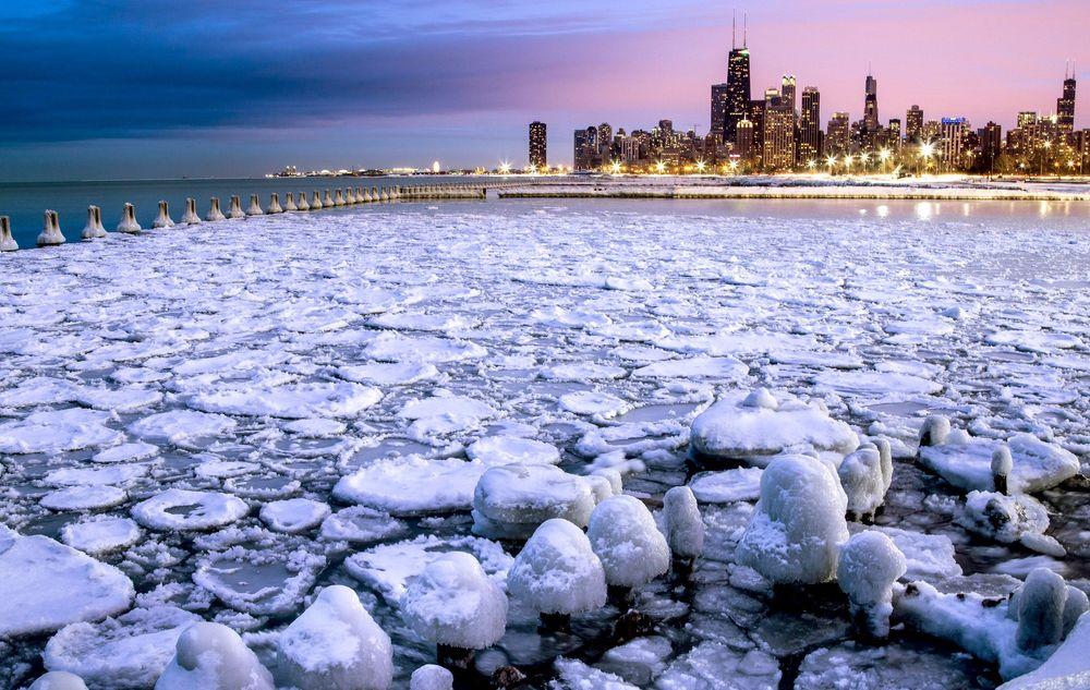 Những phong cảnh mùa đông đẹp nhất thế giới - 2