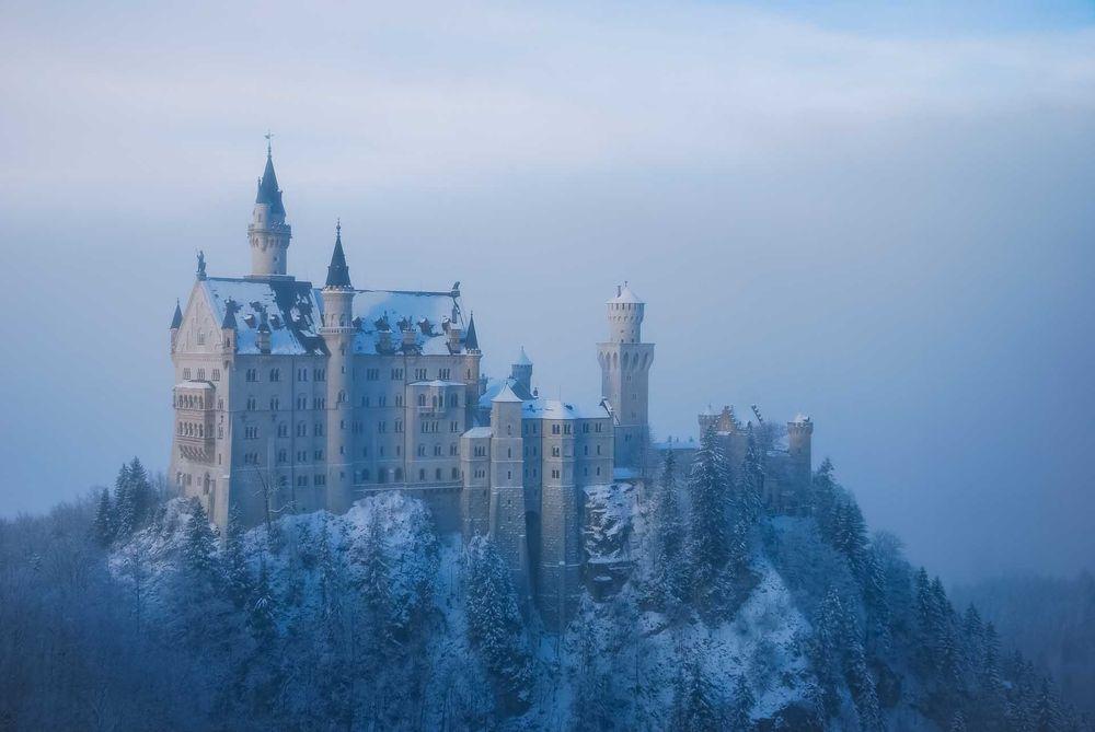 Những phong cảnh mùa đông đẹp nhất thế giới - 20