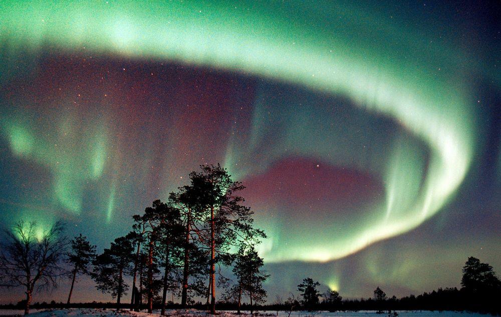 Những phong cảnh mùa đông đẹp nhất thế giới - 30