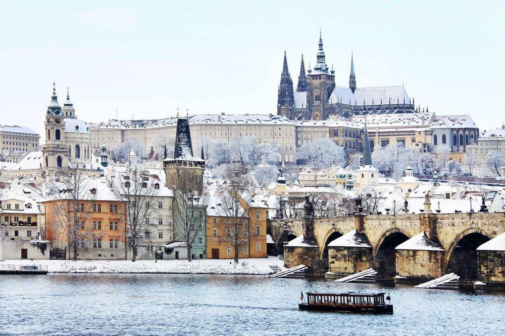 Những phong cảnh mùa đông đẹp nhất thế giới - 32