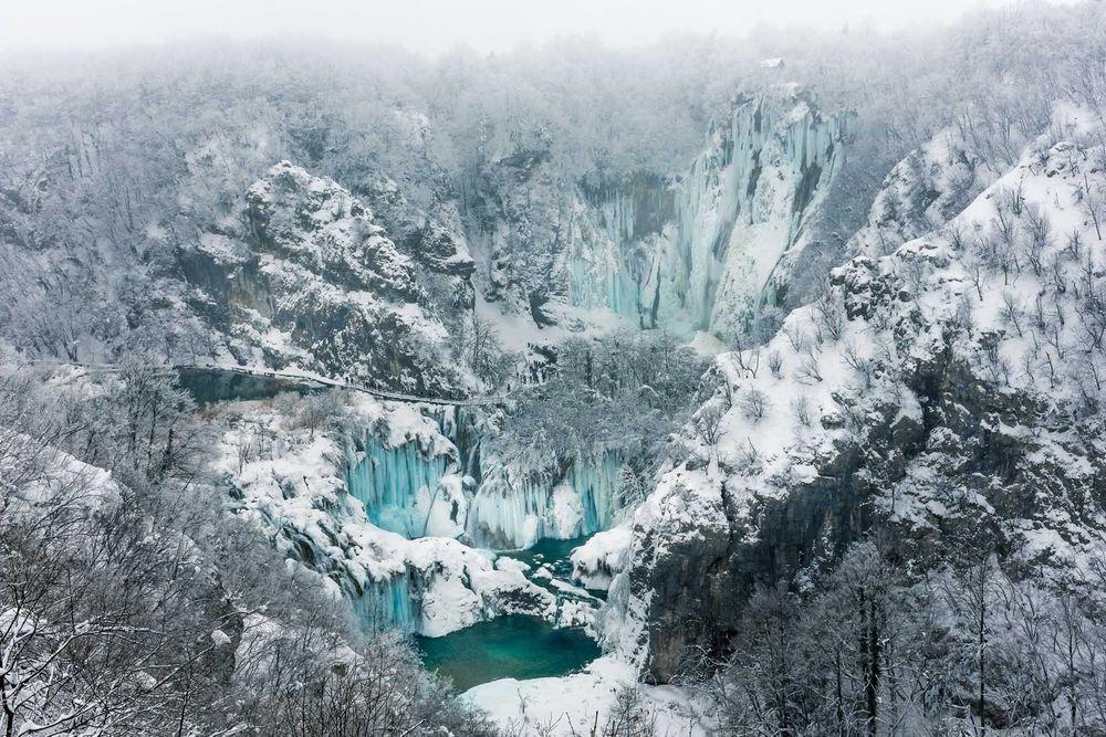 Những phong cảnh mùa đông đẹp nhất thế giới - 6