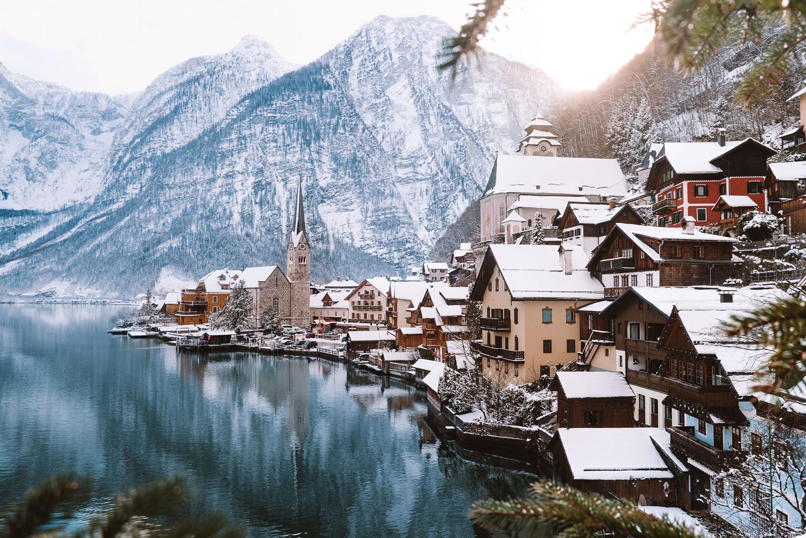 Những phong cảnh mùa đông đẹp nhất thế giới - 12