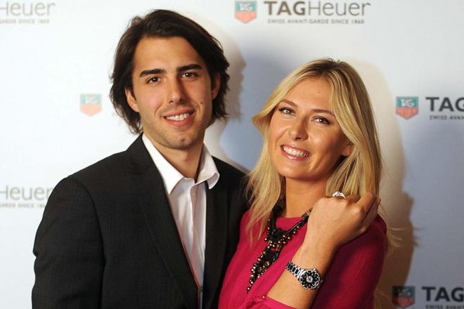 """Sharapova đã đính hôn với """"Nam thần"""" 2m01, đột ngột chia tay vì sao? - 1"""