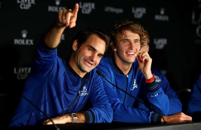 """Nóng nhất thể thao sáng 19/1: Zverev """"dứt tình"""" với Roger Federer - 1"""