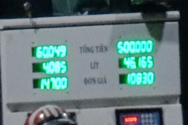 Điều tra: Trộm tiền của khách mua xăng bằng cách bơm nối số - 5