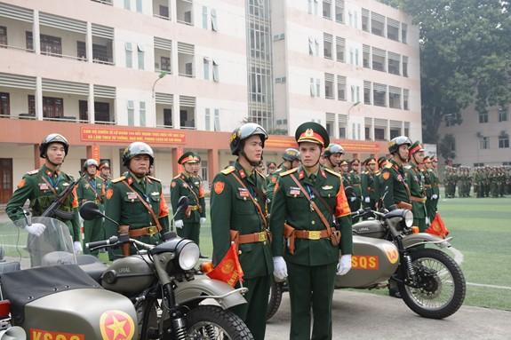 Tướng Phan Văn Giang giao nhiệm vụ đặc biệt cho Lữ đoàn cận vệ thép - 2