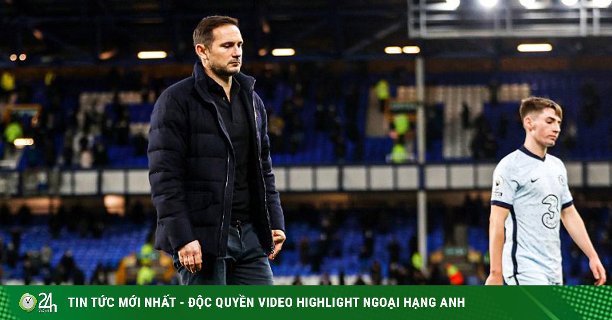 Chelsea đua...top 10 Ngoại hạng Anh, Lampard sắp mất ghế vào tay Shevchenko?