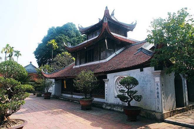 Bảo vật gần 300 năm tuổi, cao 9 tầng ở Bắc Ninh - 1