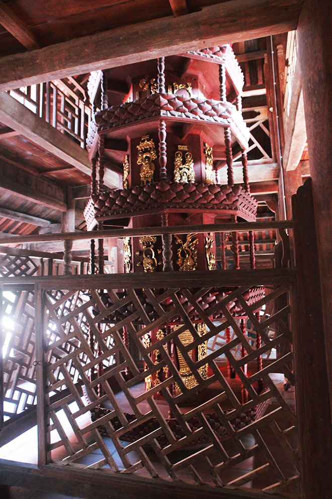 Bảo vật gần 300 năm tuổi, cao 9 tầng ở Bắc Ninh - 2