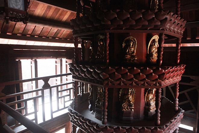 Bảo vật gần 300 năm tuổi, cao 9 tầng ở Bắc Ninh - 3