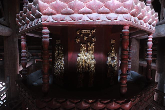 Bảo vật gần 300 năm tuổi, cao 9 tầng ở Bắc Ninh - 4