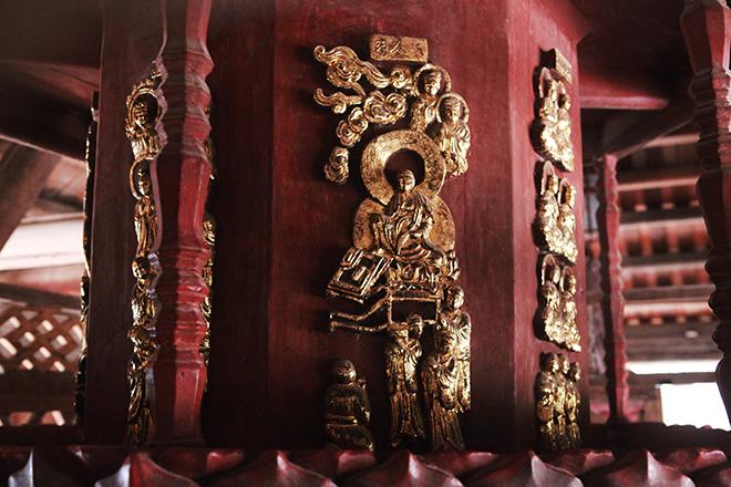 Bảo vật gần 300 năm tuổi, cao 9 tầng ở Bắc Ninh - 5