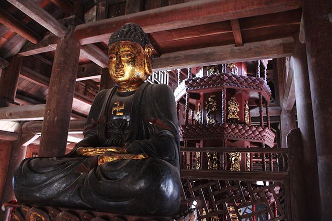 Bảo vật gần 300 năm tuổi, cao 9 tầng ở Bắc Ninh - 7