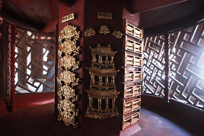 Bảo vật gần 300 năm tuổi, cao 9 tầng ở Bắc Ninh - 9