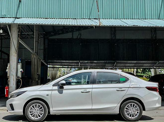 Cận cảnh Honda City bản G, có giá bán 529 triệu đồng tại đại lý - 3